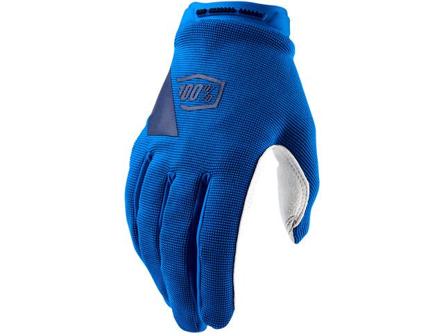 100% Ridecamp Handschoenen Dames, blue